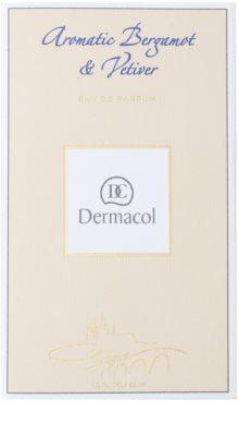 Dermacol Aromatic Bergamot & Vetiver Eau de Parfum for Men 1