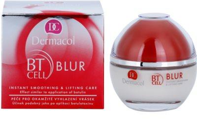 Dermacol BT Cell Blur kisimító krém a ráncok ellen 2