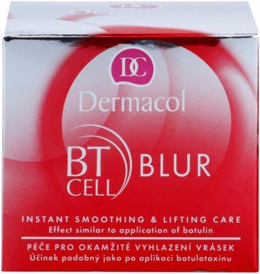 Dermacol BT Cell Blur kisimító krém a ráncok ellen 3