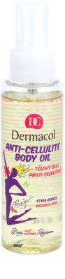 Dermacol Enja Body Love Program Massageöl für den Körper gegen Cellulite und Schwangerschaftsstreifen 2