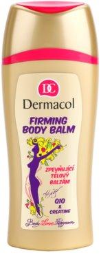 Dermacol Enja Body Love Program spevňujúci telový balzam s koenzýmom Q10 a kreatínom