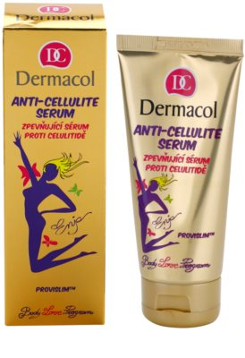 Dermacol Enja Body Love Program ser pentru fermitate anti celulita 1
