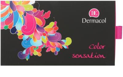 Dermacol Color Sensation BonBon paleta farduri de ochi 1