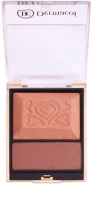 Dermacol Bronzing Palette Palette mit Bronzepuder 1