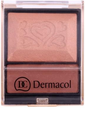 Dermacol Bronzing Palette paleta pentru bronzare