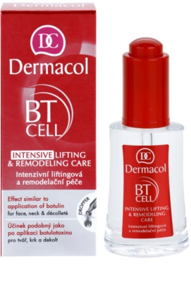 Dermacol BT Cell preoblikovalna in intenzivna lifting nega 1