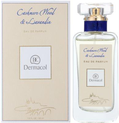 Dermacol Cashmere Wood & Lavandin parfémovaná voda pre mužov