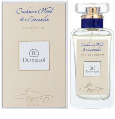 Dermacol Cashmere Wood & Lavandin parfémovaná voda pro muže