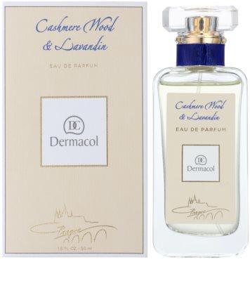 Dermacol Cashmere Wood & Lavandin woda perfumowana dla mężczyzn