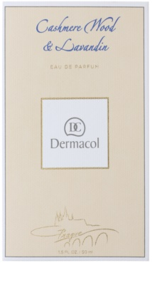 Dermacol Cashmere Wood & Lavandin Eau de Parfum for Men 1