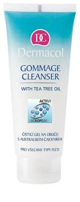 Dermacol Cleansing Reinigungsgel für das Gesicht mit australischem Teebaumöl