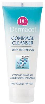 Dermacol Cleansing żel oczyszczający do wszystkich rodzajów skóry