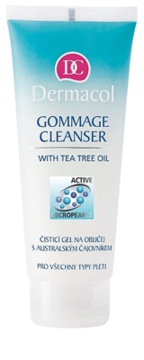 Dermacol Cleansing почистващ гел  за всички типове кожа на лицето