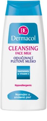 Dermacol Cleansing odličovací mléko pro normální až smíšenou pleť