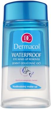 Dermacol Cleansing vízálló make-up lemosó