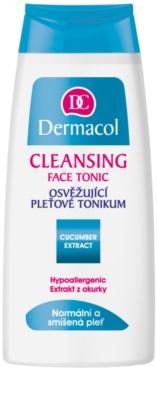 Dermacol Cleansing osvěžující pleťové tonikum