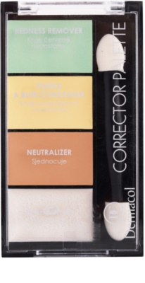 Dermacol Corrector Palette палитра коректори