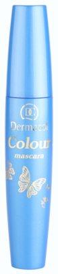 Dermacol Colour Mascara extra dúsító szempillaspirál 1