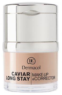 Dermacol Caviar Long Stay make-up si corector cu caviar