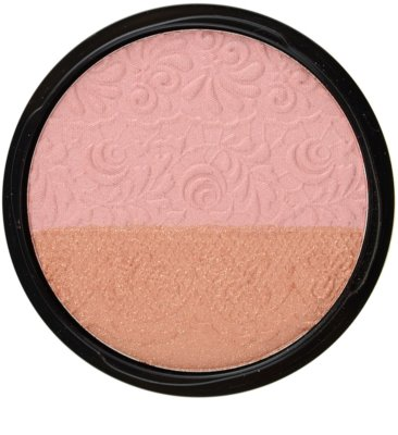 Dermacol Duo Blusher Puder-Rouge 1