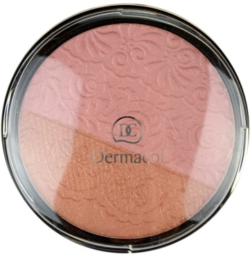 Dermacol Duo Blusher rdečilo