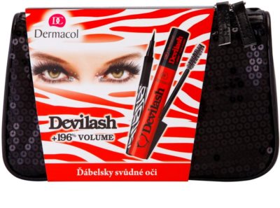Dermacol Devilash coffret I.