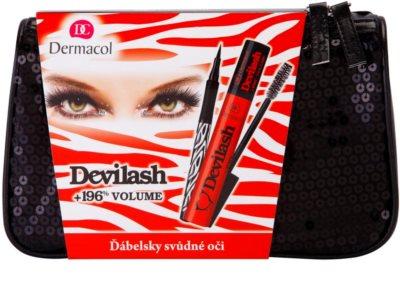Dermacol Devilash zestaw kosmetyków I.