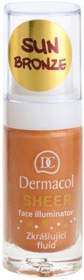 Dermacol Face Illuminator verschönerndes Fluid