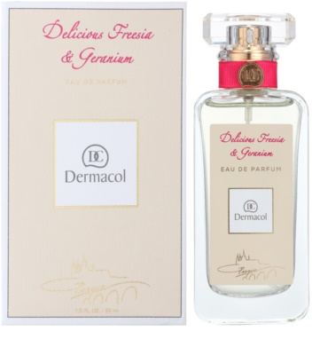 Dermacol Delicious Freesia & Geranium parfémovaná voda pro ženy