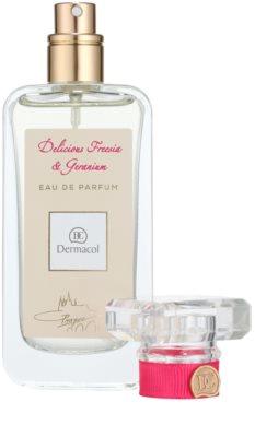 Dermacol Delicious Freesia & Geranium woda perfumowana dla kobiet 4