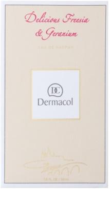 Dermacol Delicious Freesia & Geranium woda perfumowana dla kobiet 1