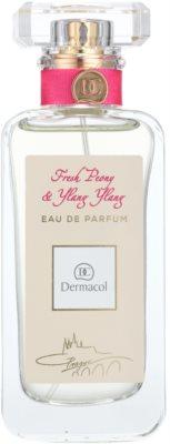 Dermacol Fresh Peony & Ylang Ylang Eau de Parfum para mulheres 3