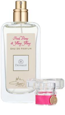 Dermacol Fresh Peony & Ylang Ylang Eau de Parfum para mulheres 4