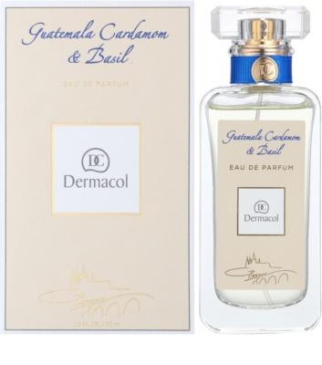 Dermacol Guatemala Cardamom & Basil parfémovaná voda pro muže