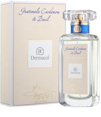 Dermacol Guatemala Cardamom & Basil parfémovaná voda pro muže 2