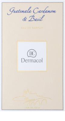 Dermacol Guatemala Cardamom & Basil parfémovaná voda pro muže 1