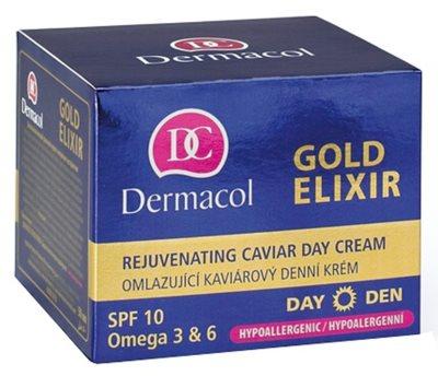 Dermacol Gold Elixir Anti-Aging Tagescreme mit Kaviar 2