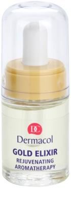 Dermacol Gold Elixir aromaterapia rejuvenescedora com caviar