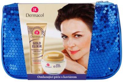 Dermacol Gold Elixir козметичен пакет  III.