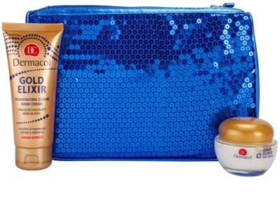 Dermacol Gold Elixir kozmetika szett III. 2