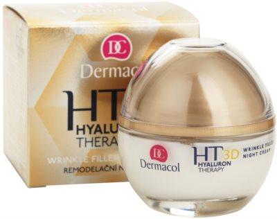 Dermacol HT 3D remodelačný nočný krém 1