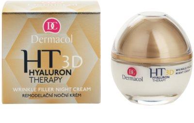 Dermacol HT 3D remodelačný nočný krém 2