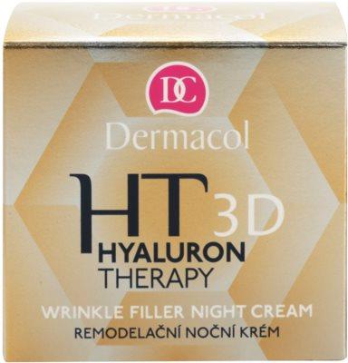 Dermacol HT 3D remodelačný nočný krém 3