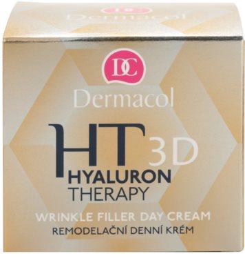 Dermacol HT 3D Remodellierende Tagescreme 3