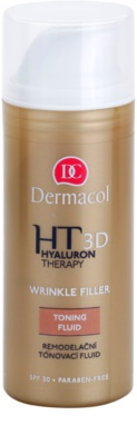 Dermacol HT 3D fluid de tonifiere si remodelare SPF 30