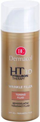 Dermacol HT 3D preoblikovalni tonirani fluid SPF 30