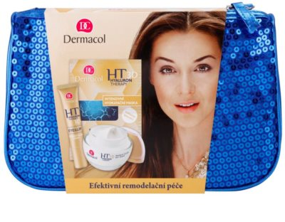 Dermacol HT 3D lote cosmético I.