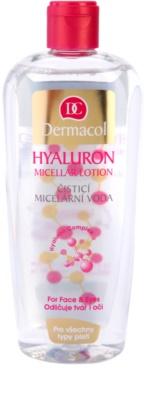 Dermacol Hyaluron tisztító micelláris víz