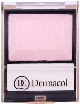 Dermacol Illuminating Palette Palette mit aufhellendem Puder