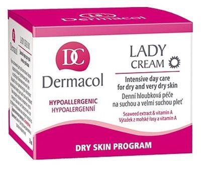 Dermacol Dry Skin Program Lady Cream denní krém pro suchou až velmi suchou pleť 2